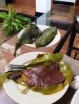 Sri Lankalainen aamiaisruoka