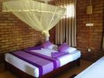 Tyypillinen n. 50 dollarin huone Sri Lankassa.